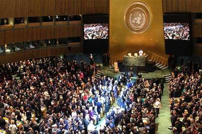 America faces yet another diplomatic embarrassment at UN