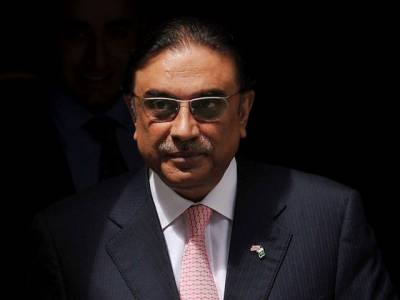 Asif Zardari owns a Flat in Manhattan, New York