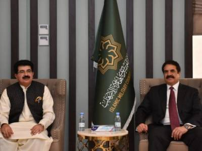 Commander Islamic Military Alliance Raheel Sharif rejects notion of IMCTC against any country or sect