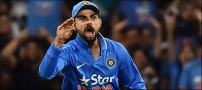 Indian skipper Virat Kohli comes under fire