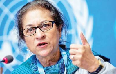 Tributes paid to Asma Jahangir at UN on receiving top human rights award posthumously