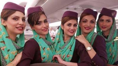 20 PIA Air hostesses and Stewards are Matric Fail: Report