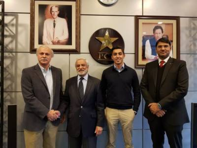 Ali Khan Tareen wins bid for the sixth team of PSL, reveals the name of squad
