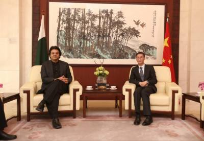 China to continue support social sector development in Pakistan: Envoy