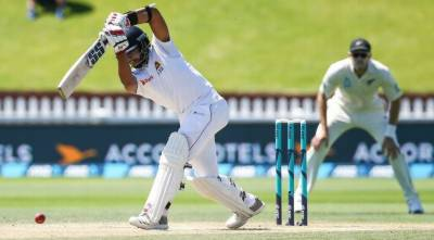 First Test between Sri Lanka, New Zealand ends in draw