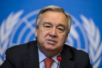 Guterres welcomes adoption of roadmap to improve safety, ease sufferings of migrants