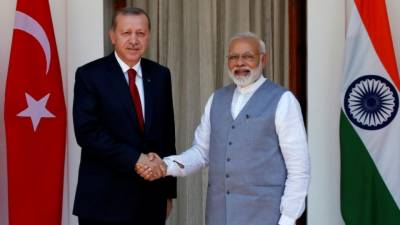 India considering Turkish proposal for trade in National Currencies