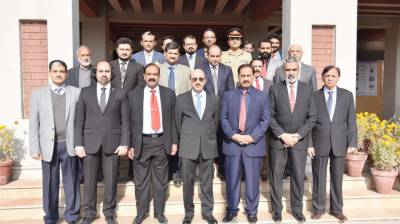 One Belt One Road Project to change fortune of region: Masood