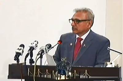 Pak Navy effectively protects maritime frontiers: President