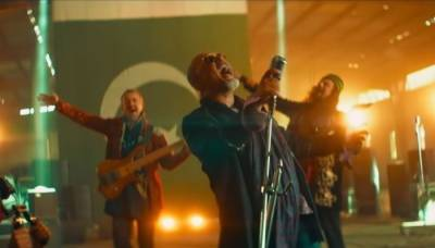 Pakistan's biggest rock band Junoon is back after 15 years