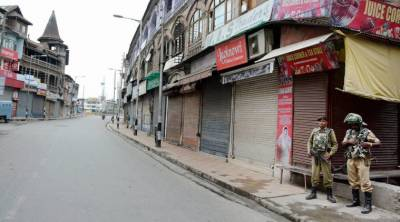 Shutdown continues in Pulwama against killings