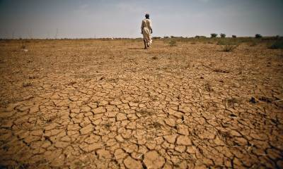 'Steps being taken for rehabilitation of drought stricken people in Balochistan'