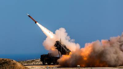 US approves $3.5 billion Patriot missile sale to Turkey