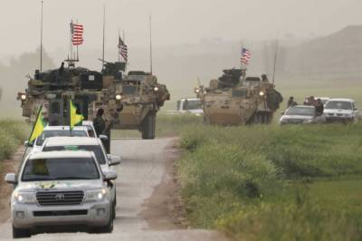 US starts withdrawal of troops from Syria