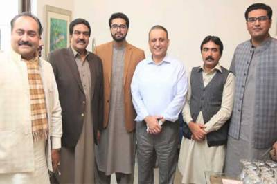14 District Council Chairman across Punjab to join PTI