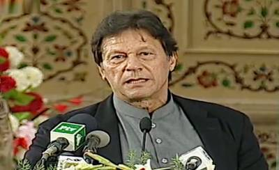 PM Imran Khan rings alarm bells against corrupt elements