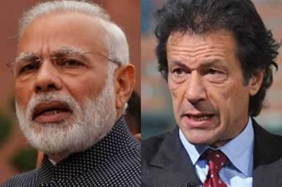 PM Imran Khan took a shot at Indian PM Narendra Modi