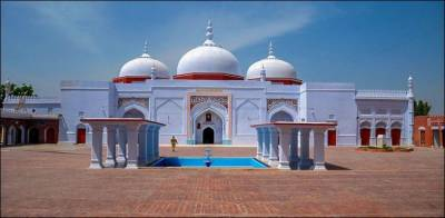 Sher Shah Suri mosque in Bhera: Punjab government announces big conservation fund