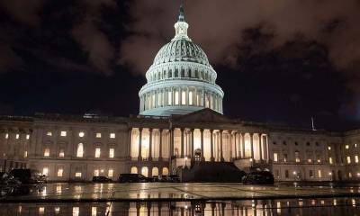 US government shuts down after Congress fails to pass federal spending bill