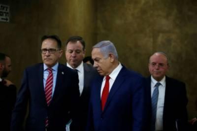 Israeli PM Netanyahu vows to strike Iranian military in Syria