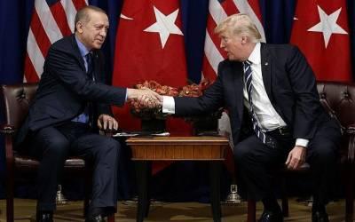 Erdogan, Trump agreed to avoid power vacuum in Syria: Turkish presidency