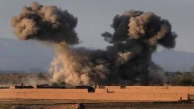 5 militants killed in eastern Afghan airstrikes
