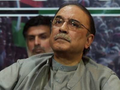 Asif Zardari responds over killing of MQM Ali Raza Abidi