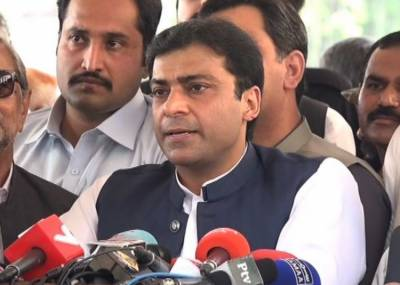 Frustrated over NAB appearance, Hamza Shahbaz hits out at PM Imran Khan