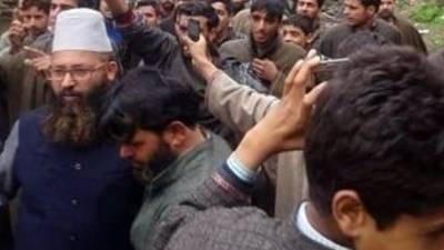 Indian police arrest Abdul Samad Inqilabi in Pulwama