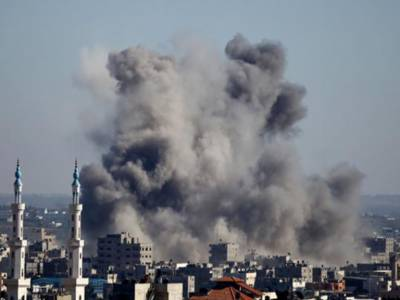 Israeli missiles shot down over Damascus by Syrian Air Defence