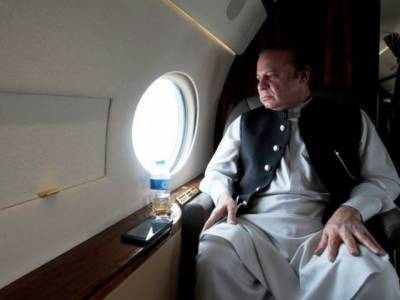 Nawaz Sharif may leave Pakistan within a month, predicts top leader