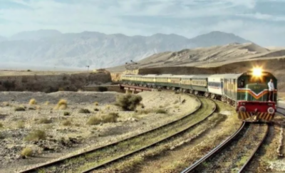 Pakistan Railways to lay down fastest ever track with maximum speed of 260 KPH: Report