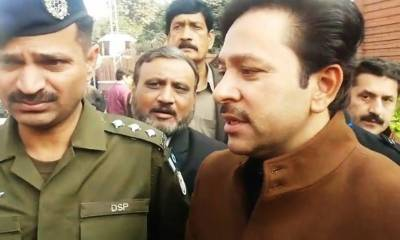PML-N MNA Afzal Khokhar arrested in land grabbing case