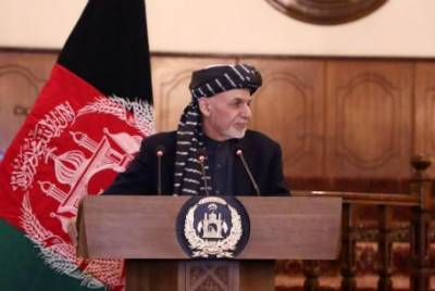 President Ashraf Ghani inducted top security officials having strong anti Pakistan stand: Afghan media report