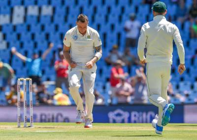 South Africa's Dale Steyn makes history