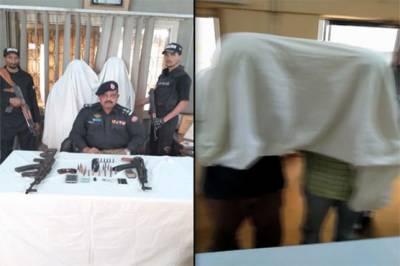 Two MQM London target killers arrested in Karachi: Report