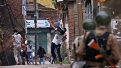 'India using sports to divert attention from Kashmir dispute'