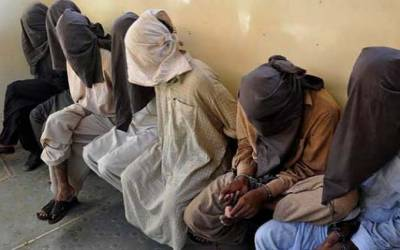 21 suspects arrested in Peshawar, Sahiwal