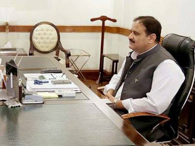 Buzdar chairs first ever Punjab cabinet meeting at Bahawalpur