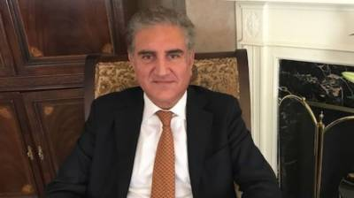 FM Qureshi arrives in Qatar on one day official visit