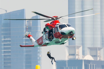 Helicopter crashes in UAE, All four crew members killed