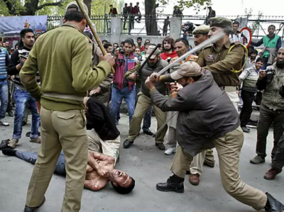 Indian state terrorism took lives of 355 Kashmiris in 2018, from babies to pregnant women and PhD scholars all branded terrorists: Report