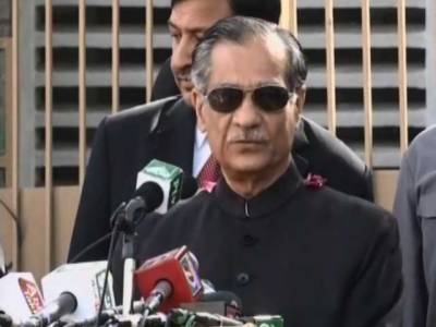 Pakistan Chief Justice warns India in a veiled reference over stealing Pakistani waters