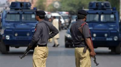 Police arrest seven suspects in Karachi