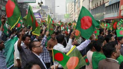Polls for 11th general election in Bangladesh on today