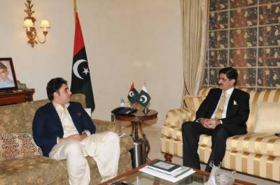 PPP takes important decision over CM Murad Ali Shah replacement
