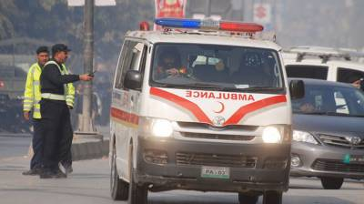 Road accident kills two in Dir Upper