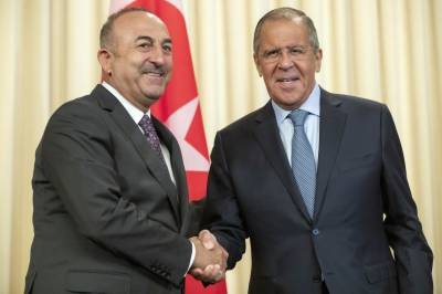Russia, Turkey to coordinate on Syria after US pullout