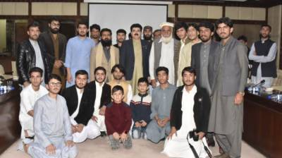 Balochistan moving ahead on path of development: Sanjrani