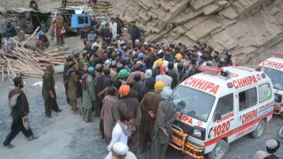 Explosion in a coalmine in Balochistan, at least 4 killed